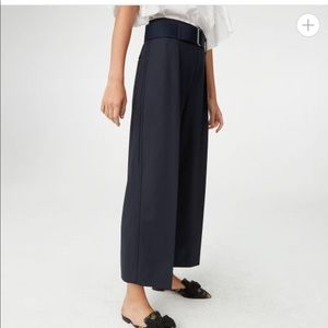 NWT Club Monaco navy christobelle pants size 2